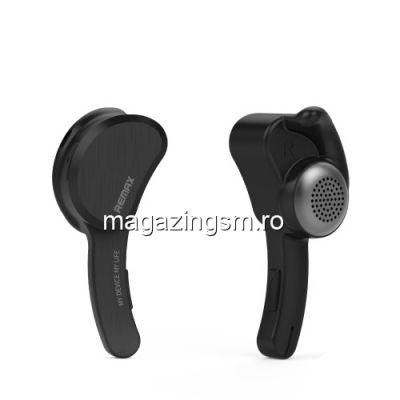 Casca Wireless Bluetooth iPhone Samsung Neagra