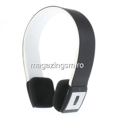Casti Wireless Bluetooth Samsung iPhone Huawei Allview Asus LG Negre