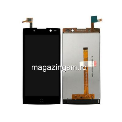 Display Alcatel OneTouch Flash 2 OT-7049 Negru