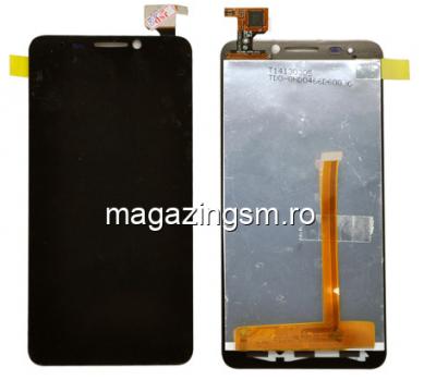 Display Cu Touchscreen Alcatel One Touch Idol 2  Negru
