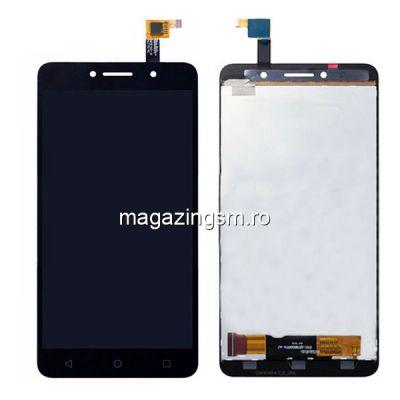 Display Cu Touchscreen Alcatel One Touch Pixi 4 6 inch OT8050 Negru