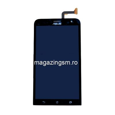 Display Cu Touchscreen Asus Zenfone 2 Laser ZE550KL Negru
