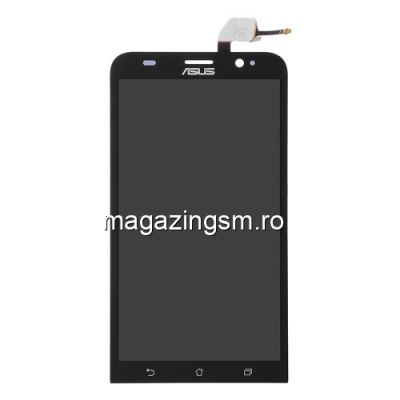 Display Cu Touchscreen Asus Zenfone 2 ZE551ML Negru / Black
