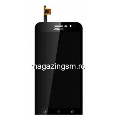 Display Cu Touchscreen Asus Zenfone Go ZB500KL Negru