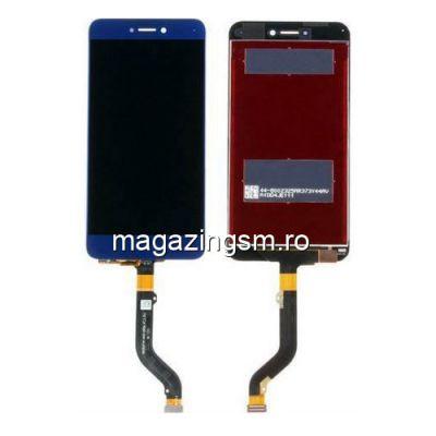 Display Cu Touchscreen Huawei P8 Lite (2017) Albastru