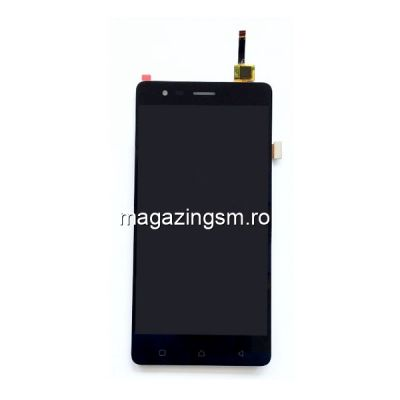 Display Cu Touchscreen Lenovo K5 Note Negru