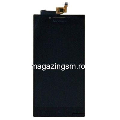 Display Cu Touchscreen Si Geam Lenovo P70 Original Negru