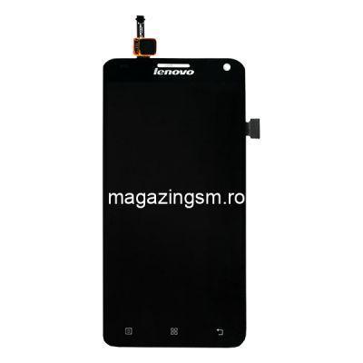 Display Cu Touchscreen Lenovo S580 Negru