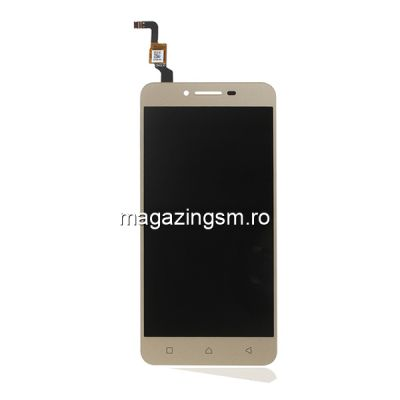 Display Cu Touchscreen Lenovo Vibe K5 Plus A6020 Gold