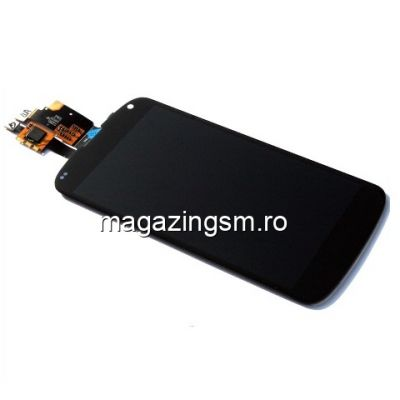 Display Cu TouchScreen Si Geam LG Nexus 4 E960
