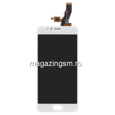 Display Cu Touchscreen Meizu M5s Original Alb
