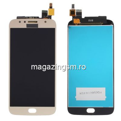 Display Cu Touchscreen Motorola Moto G5S Plus Auriu
