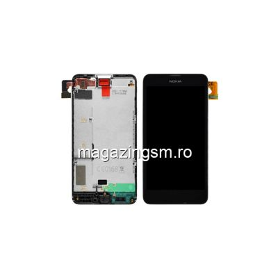 Display Cu Touchscreen Nokia Lumia 630 635 - Cu Rama