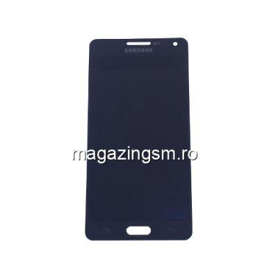 Display Cu Touchscreen Samsung Galaxy A5 A500F Original SWAP Negru