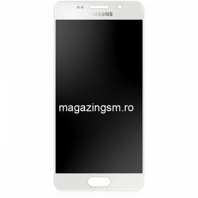 Display Cu Touchscreen Samsung Galaxy A5 A510F Original Alb