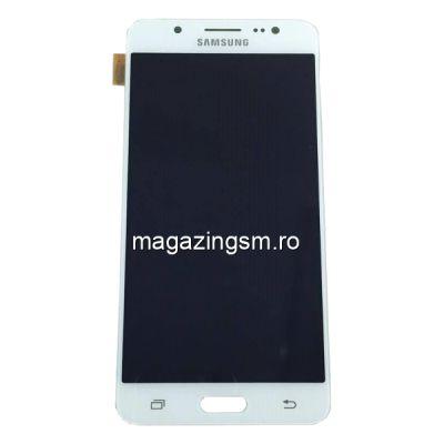 Display Cu Touchscreen Samsung Galaxy J5 J510FN Original Alb