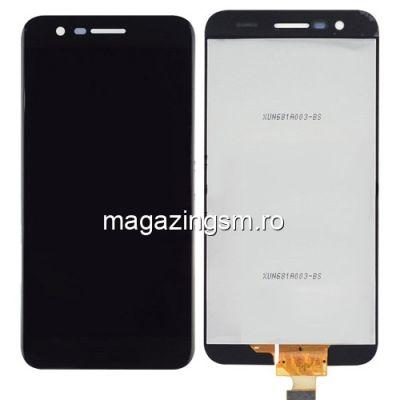 Display Cu Touchscreen Si Geam LG K10 2017 Negru