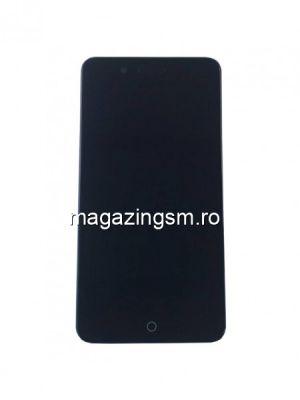 Display Cu Touchscreen Si Rama Allview P6 Pro Original Negru