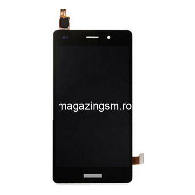 Display Cu Touchscreen si Rama Huawei P8 Lite ALE-L21 Negru