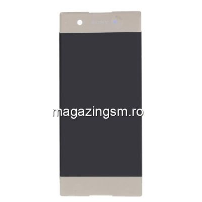 Display Cu Touchscreen Sony Xperia XA1 Original SWAP Auriu