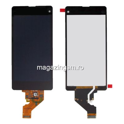 Display Cu Touchscreen Sony Xperia Z1 D5503 Compact / Z1 Mini Negru