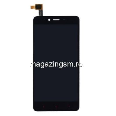 Display Cu Touchscreen Xiaomi Redmi Note 2 Negru