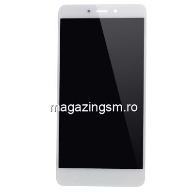 Display Cu Touchscreen Xiaomi Redmi Note 4 Alb
