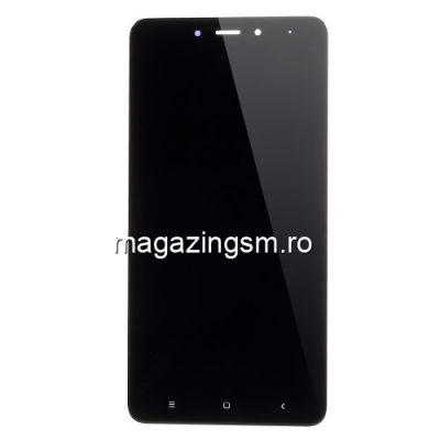 Display Cu Touchscreen Xiaomi Redmi Note 4 Negru
