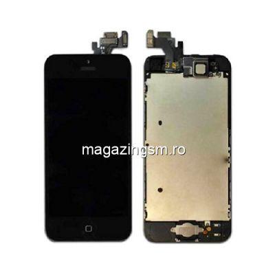 Display iPhone 5 Cu Touchscreen Swap Negru
