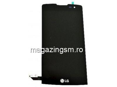 Display LG Leon 4G H340N Cu Touchscreen Si Rama Negru