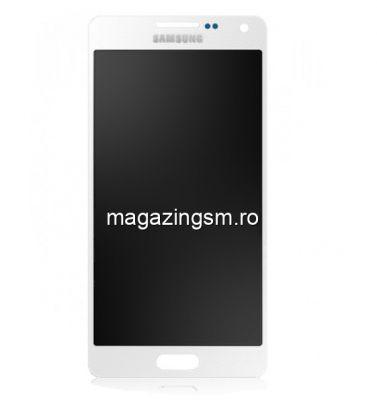 Display Samsung Galaxy A5 A500F Alb