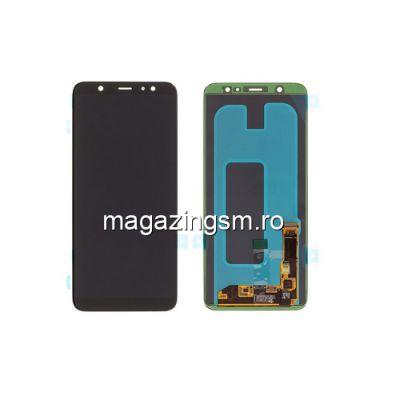 Display Samsung Galaxy A6 A605 Plus 2018 Original Negru