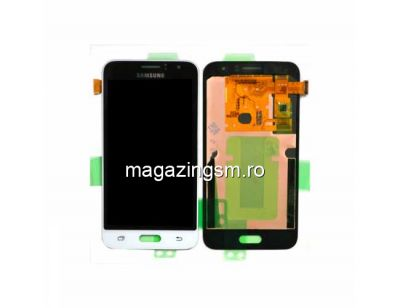 Display Samsung Galaxy J1 J120 Alb