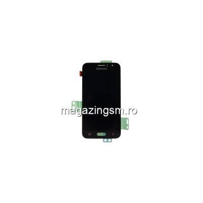 Display Samsung Galaxy J1 J120 Negru