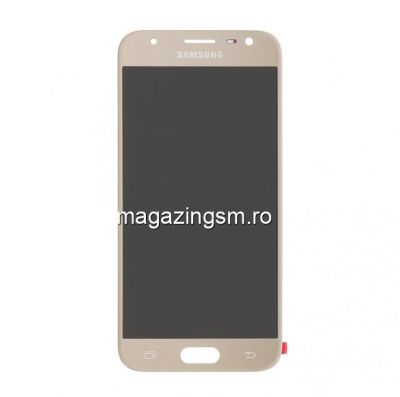 Display Samsung Galaxy J3 J330 Original Auriu