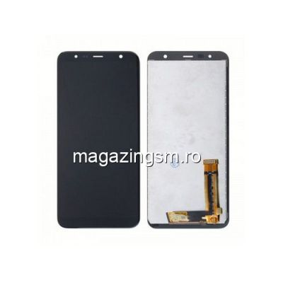 Display Samsung Galaxy J4 Plus J415 2018 Original Negru