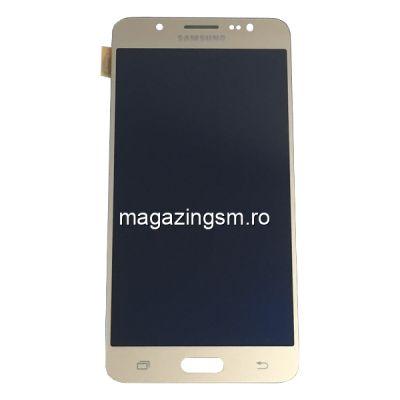 Display Samsung Galaxy J5 J510 2016 Auriu