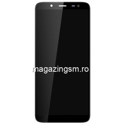 Display Samsung Galaxy J6 J600 2018 Original Negru