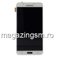 Display Samsung Galaxy J7 J710 Original Alb