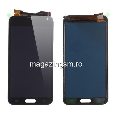 Display Samsung Galaxy S5 G900 Negru
