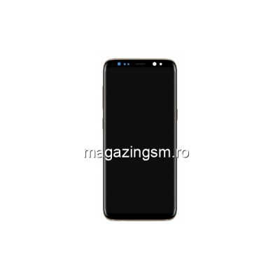 Display Samsung Galaxy S8 G950 Original Auriu