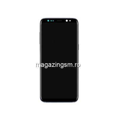 Display Samsung Galaxy S8+ G955 Original Albastru