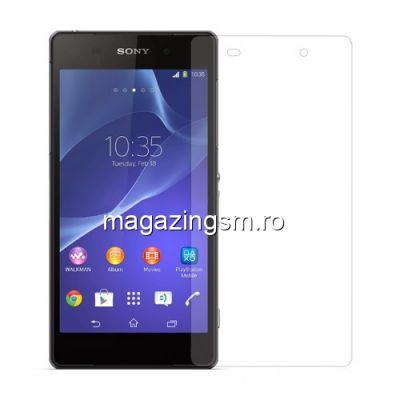 Folie Protectie Display Sony Xperia Z2 D6502 D6503 D6543 Ultra Clear Screen Protector