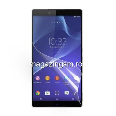 Folie Protectie Display Sony Xperia Z3 D6603 D6653 Clear Screen