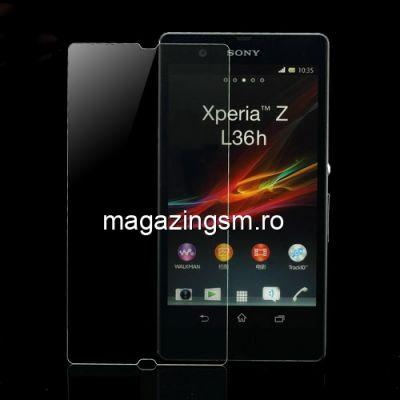 Geam De Protectie Sony Xperia Z LTE Tempered
