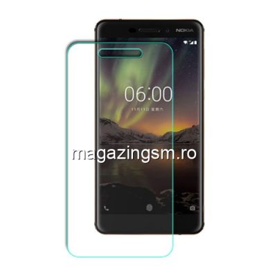 Geam Folie Sticla Protectie Display Nokia 6 2018
