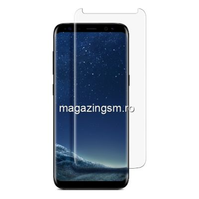 Geam Folie Sticla Protectie Display Samsung Galaxy S8 Plus