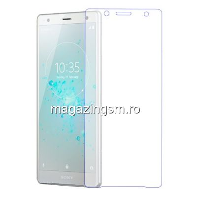 Geam Folie Sticla Protectie Display Sony Xperia XZ2 Compact Arc Edge