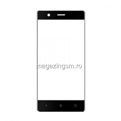 Geam Sticla Nokia 3 Negru