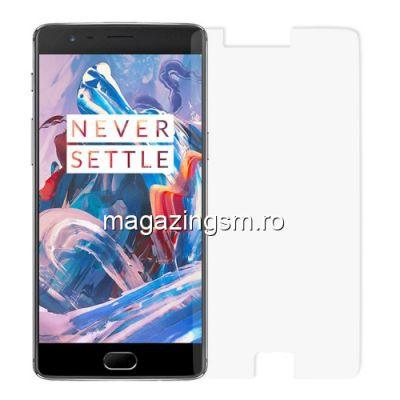 Geam Protectie Display OnePlus 3 Tempered